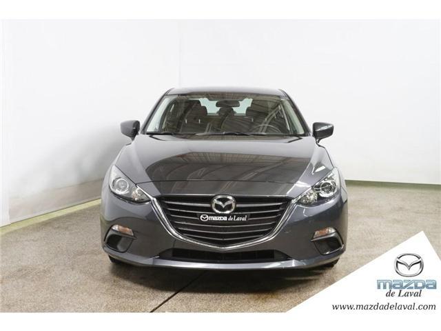 2015 Mazda Mazda3 GX (Stk: T52573A) in Laval - Image 1 of 16