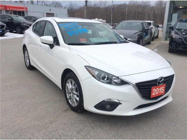 2015 Mazda Mazda3 GS (Stk: 03322P) in Owen Sound - Image 2 of 21