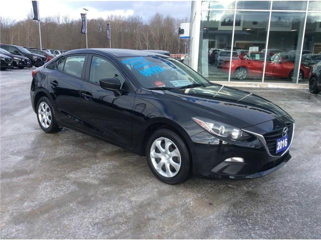 2016 Mazda Mazda3  (Stk: 03321P) in Owen Sound - Image 2 of 20