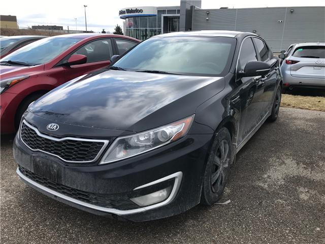 2012 Kia Optima Hybrid  (Stk: T6515A) in Waterloo - Image 1 of 1