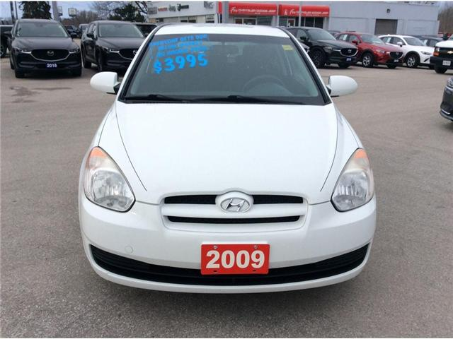 2009 Hyundai Accent L (Stk: 03316PA) in Owen Sound - Image 3 of 16