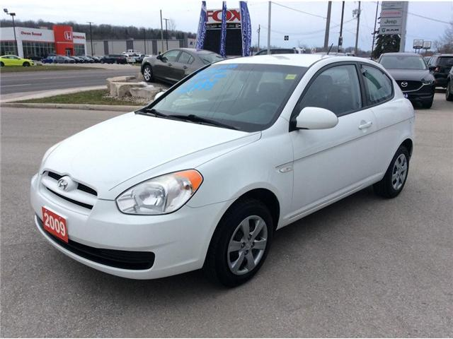 2009 Hyundai Accent L (Stk: 03316PA) in Owen Sound - Image 4 of 16