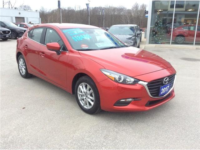 2017 Mazda Mazda3 Sport GS (Stk: 03323P) in Owen Sound - Image 2 of 19