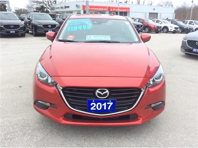 2017 Mazda Mazda3 Sport GS (Stk: 03323P) in Owen Sound - Image 3 of 19