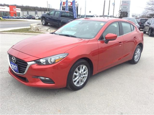 2017 Mazda Mazda3 GS (Stk: 03323P) in Owen Sound - Image 4 of 19