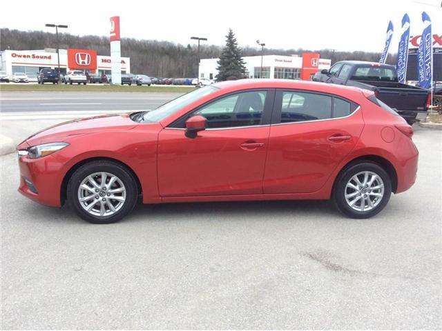 2017 Mazda Mazda3 Sport GS (Stk: 03323P) in Owen Sound - Image 5 of 19