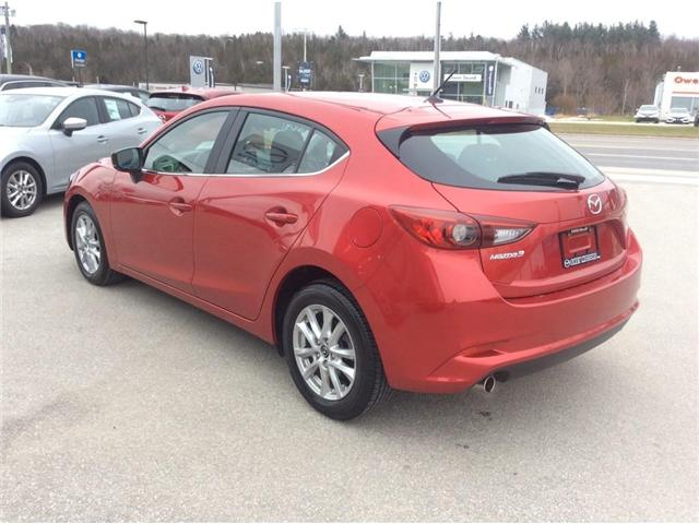 2017 Mazda Mazda3 Sport GS (Stk: 03323P) in Owen Sound - Image 6 of 19