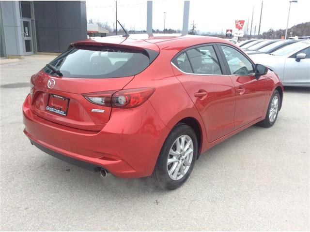 2017 Mazda Mazda3 Sport GS (Stk: 03323P) in Owen Sound - Image 8 of 19