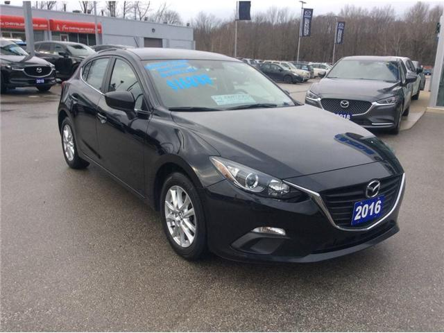 2016 Mazda Mazda3 GS (Stk: 18050A) in Owen Sound - Image 2 of 19