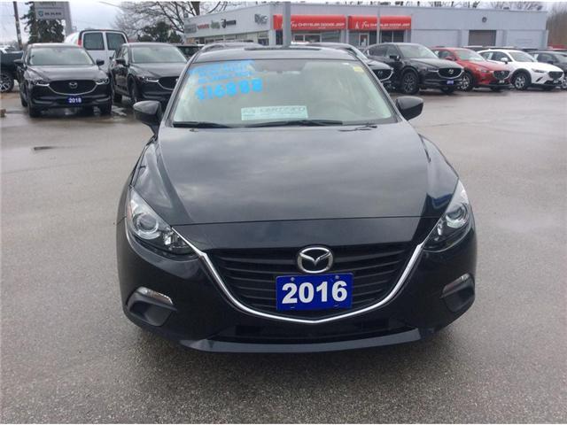 2016 Mazda Mazda3 GS (Stk: 18050A) in Owen Sound - Image 3 of 19