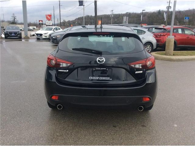 2016 Mazda Mazda3 GS (Stk: 18050A) in Owen Sound - Image 7 of 19