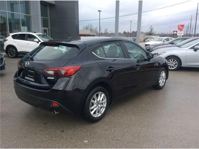 2016 Mazda Mazda3 GS (Stk: 18050A) in Owen Sound - Image 8 of 19