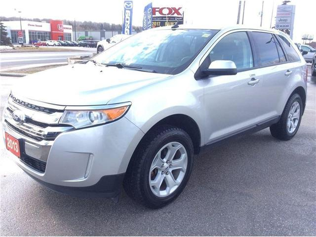 2013 Ford Edge SEL (Stk: 03165PA) in Owen Sound - Image 4 of 17