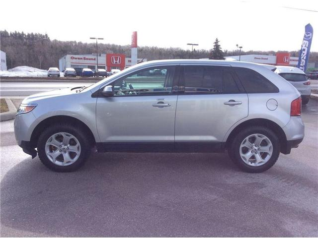 2013 Ford Edge SEL (Stk: 03165PA) in Owen Sound - Image 5 of 17