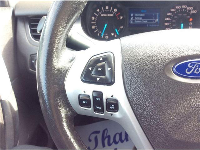 2013 Ford Edge SEL (Stk: 03165PA) in Owen Sound - Image 10 of 17