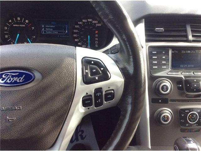 2013 Ford Edge SEL (Stk: 03165PA) in Owen Sound - Image 11 of 17