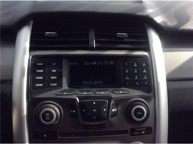 2013 Ford Edge SEL (Stk: 03165PA) in Owen Sound - Image 13 of 17