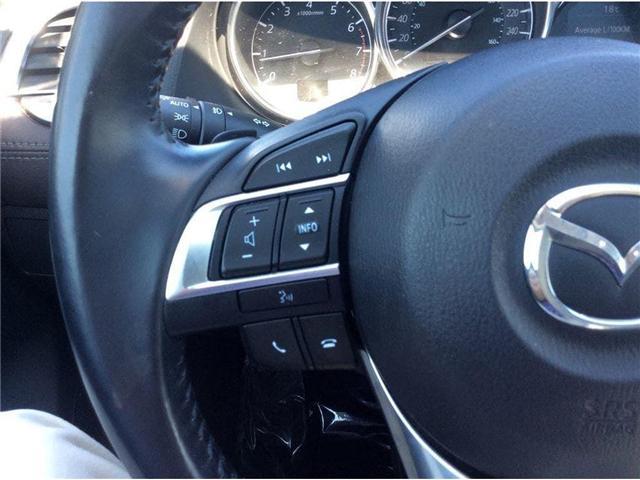 2016 Mazda MAZDA6 GT (Stk: 03284P) in Owen Sound - Image 11 of 21