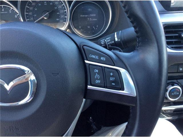 2016 Mazda MAZDA6 GT (Stk: 03284P) in Owen Sound - Image 12 of 21