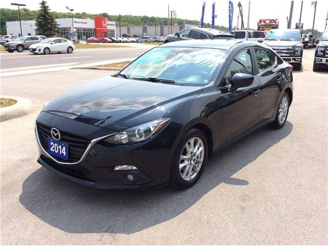 2014 Mazda Mazda3 GS-SKY (Stk: 03265P) in Owen Sound - Image 4 of 20