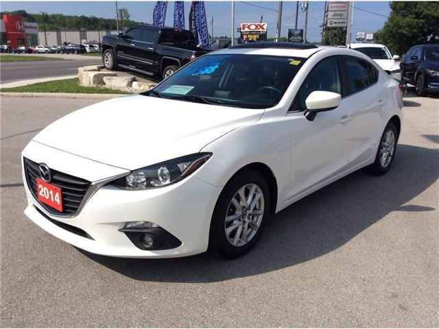 2014 Mazda Mazda3 GS-SKY (Stk: 03295P) in Owen Sound - Image 2 of 17