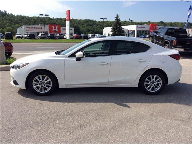 2014 Mazda Mazda3 GS-SKY (Stk: 03295P) in Owen Sound - Image 3 of 17