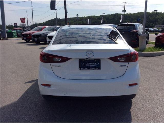 2014 Mazda Mazda3 GS-SKY (Stk: 03295P) in Owen Sound - Image 5 of 17
