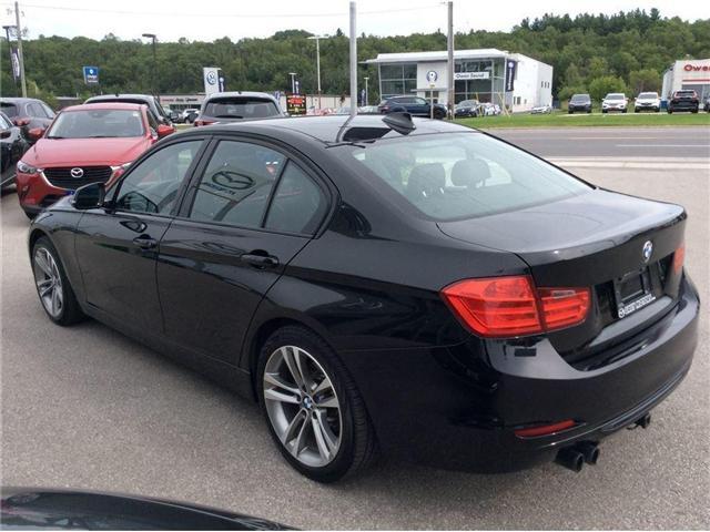 2013 BMW 328i  (Stk: 03255PA) in Owen Sound - Image 6 of 20