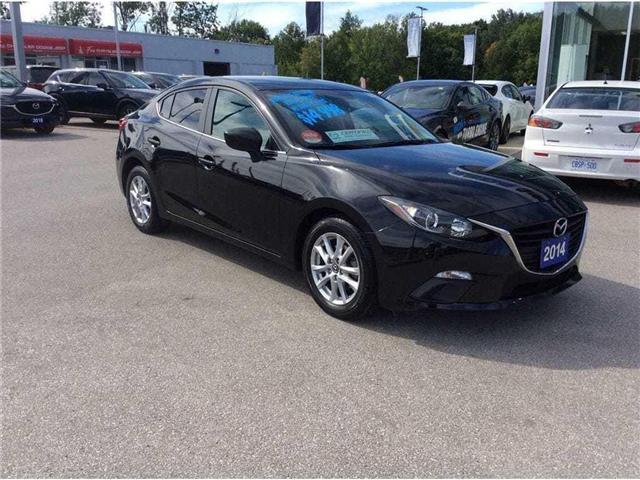 2014 Mazda Mazda3 GS-SKY (Stk: 03302P) in Owen Sound - Image 3 of 22