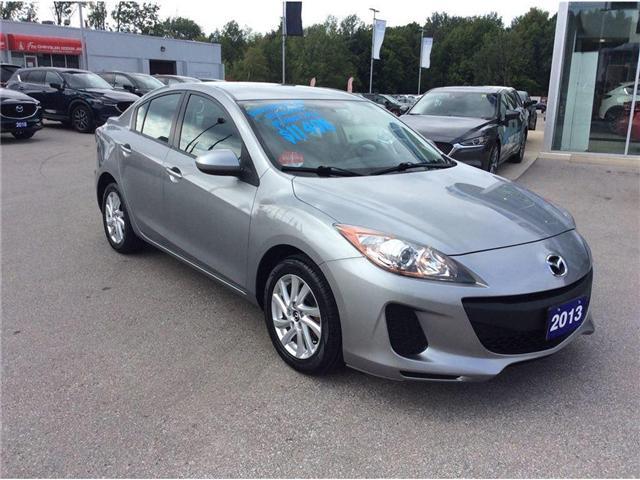 2013 Mazda Mazda3 GX (Stk: 03304P) in Owen Sound - Image 2 of 20