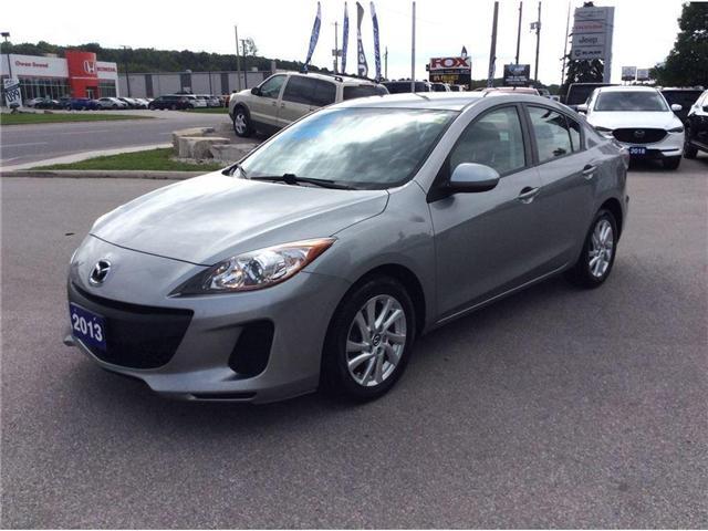 2013 Mazda Mazda3 GX (Stk: 03304P) in Owen Sound - Image 4 of 20