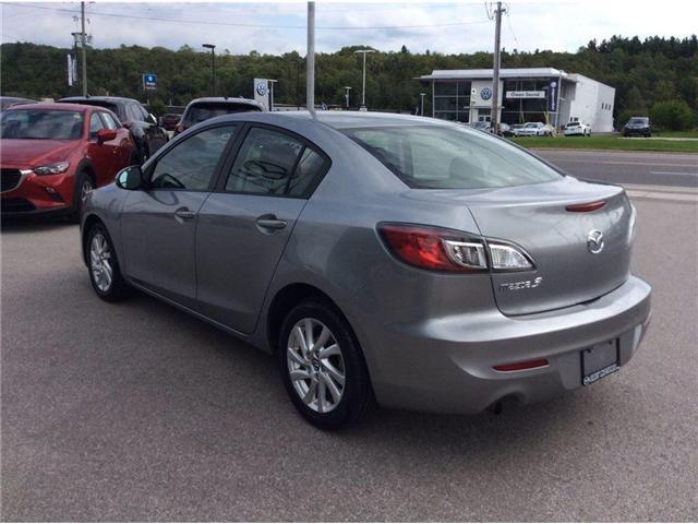 2013 Mazda Mazda3 GX (Stk: 03304P) in Owen Sound - Image 6 of 20