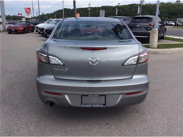 2013 Mazda Mazda3 GX (Stk: 03304P) in Owen Sound - Image 7 of 20
