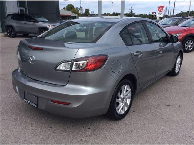 2013 Mazda Mazda3 GX (Stk: 03304P) in Owen Sound - Image 8 of 20