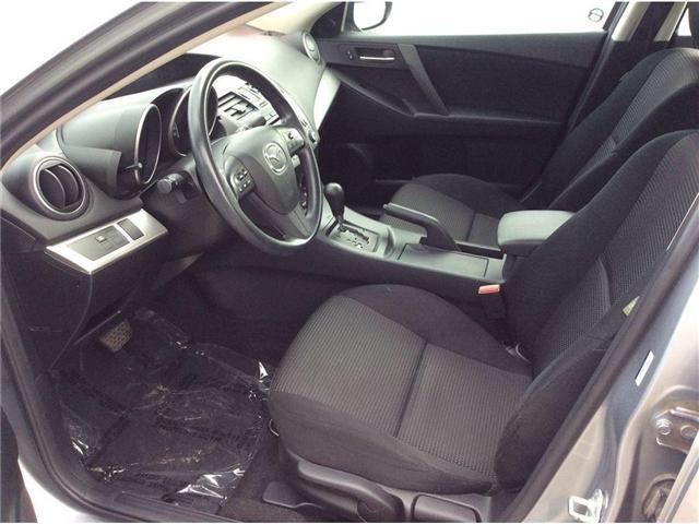 2013 Mazda Mazda3 GX (Stk: 03304P) in Owen Sound - Image 9 of 20