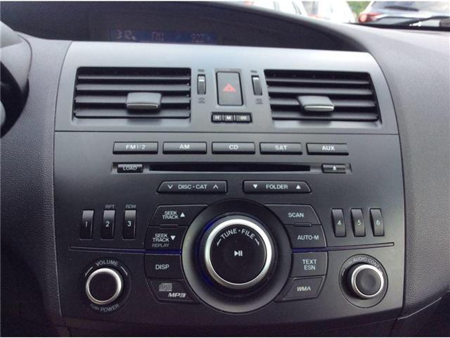 2013 Mazda Mazda3 GX (Stk: 03304P) in Owen Sound - Image 15 of 20