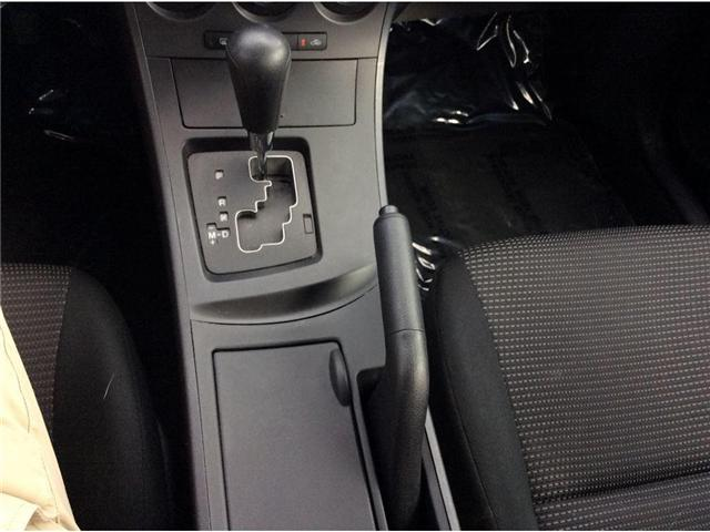 2013 Mazda Mazda3 GX (Stk: 03304P) in Owen Sound - Image 17 of 20