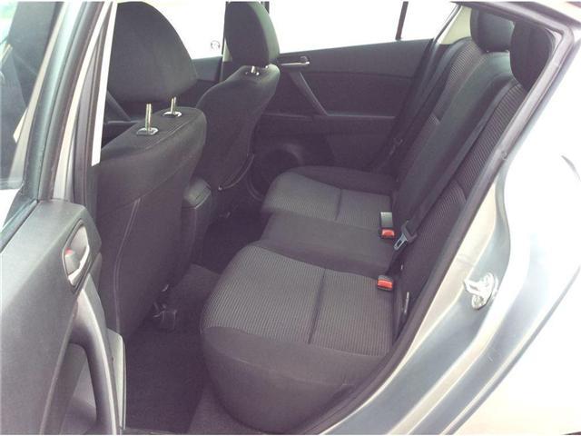 2013 Mazda Mazda3 GX (Stk: 03304P) in Owen Sound - Image 18 of 20