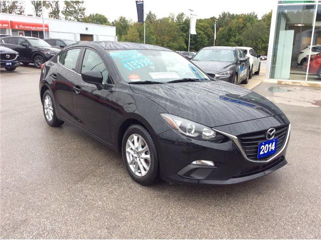 2014 Mazda Mazda3 GS-SKY (Stk: 03305P) in Owen Sound - Image 2 of 20