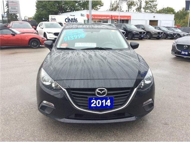 2014 Mazda Mazda3 GS-SKY (Stk: 03305P) in Owen Sound - Image 3 of 20