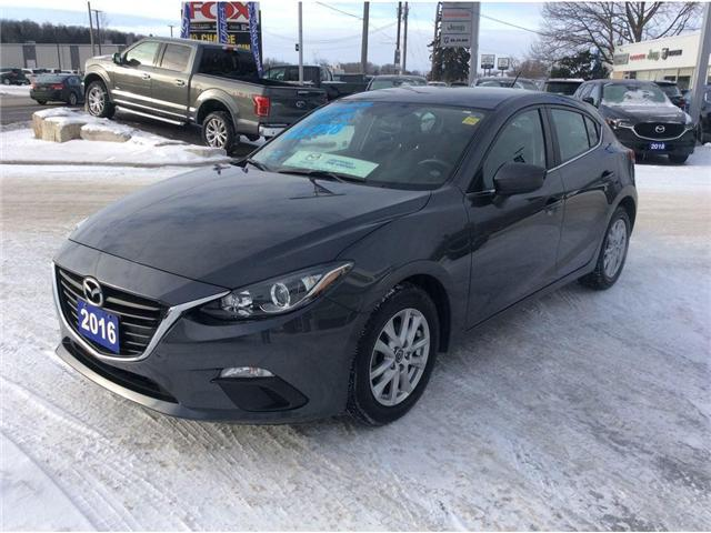 2016 Mazda Mazda3 GS (Stk: 03324P) in Owen Sound - Image 4 of 19