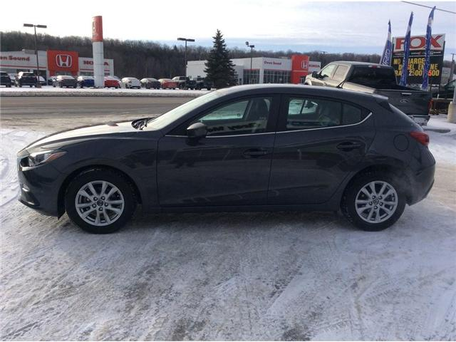 2016 Mazda Mazda3 GS (Stk: 03324P) in Owen Sound - Image 5 of 19