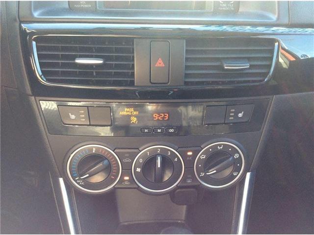 2015 Mazda CX-5 GS (Stk: 03287P) in Owen Sound - Image 14 of 19