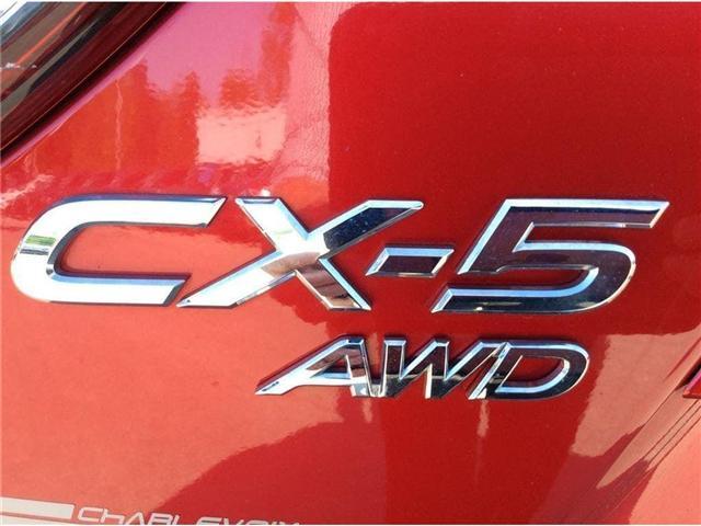 2015 Mazda CX-5 GS (Stk: 03287P) in Owen Sound - Image 18 of 19