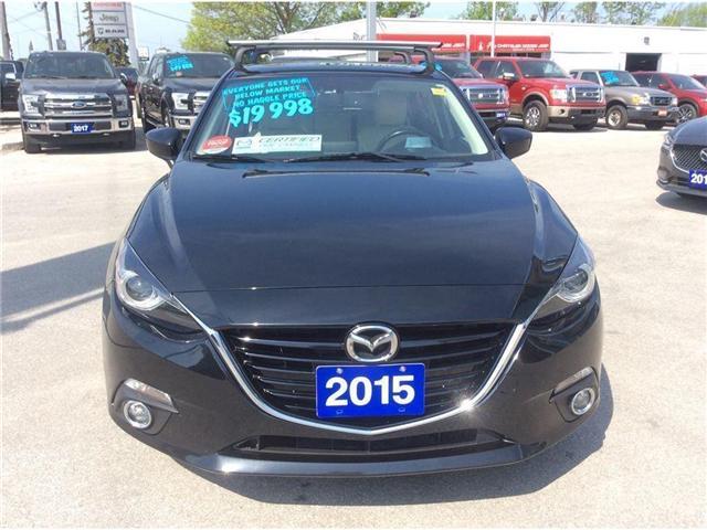2015 Mazda Mazda3 GT (Stk: 03283P) in Owen Sound - Image 3 of 22