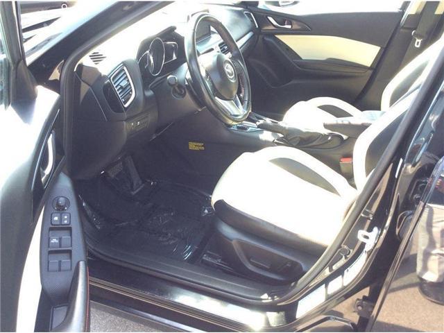 2015 Mazda Mazda3 GT (Stk: 03283P) in Owen Sound - Image 10 of 22