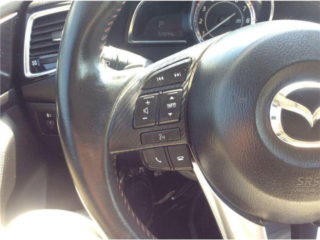 2015 Mazda Mazda3 GT (Stk: 03283P) in Owen Sound - Image 12 of 22