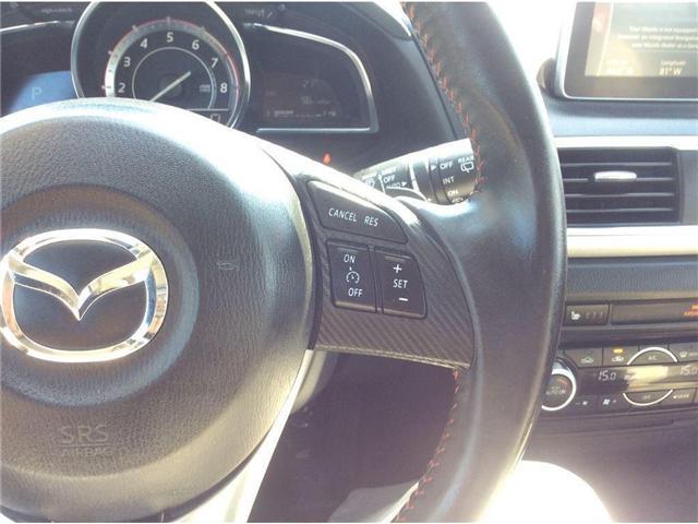 2015 Mazda Mazda3 GT (Stk: 03283P) in Owen Sound - Image 13 of 22