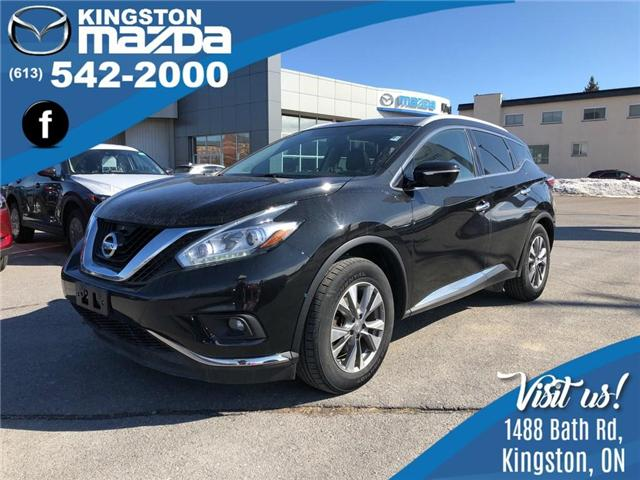 2015 Nissan Murano SL (Stk: 19P003) in Kingston - Image 1 of 26