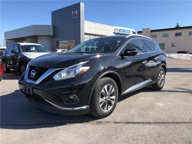 2015 Nissan Murano SL (Stk: 19P003) in Kingston - Image 2 of 26